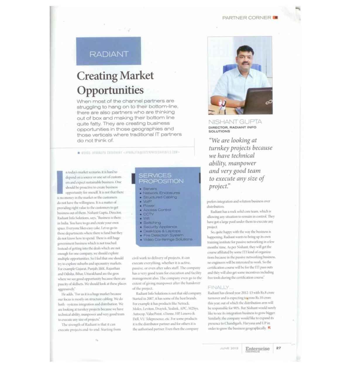 Creating-Market