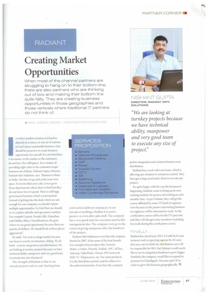 Radiant-Info-Solutions-Creating-Market-Opportunities-June2013-page-001