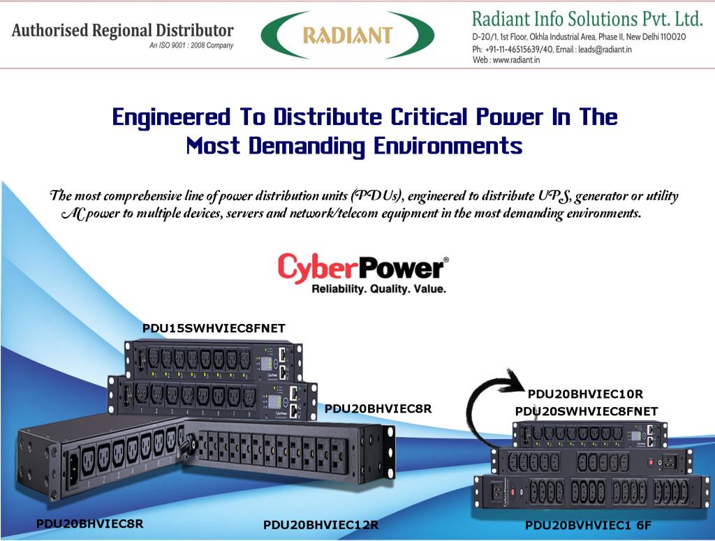 cyberpower edm1222