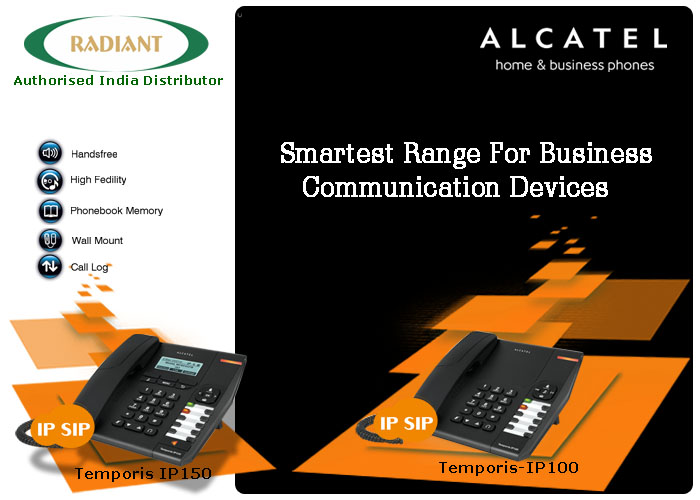 IP-Phones Alcatel- Radiant Info Solutions