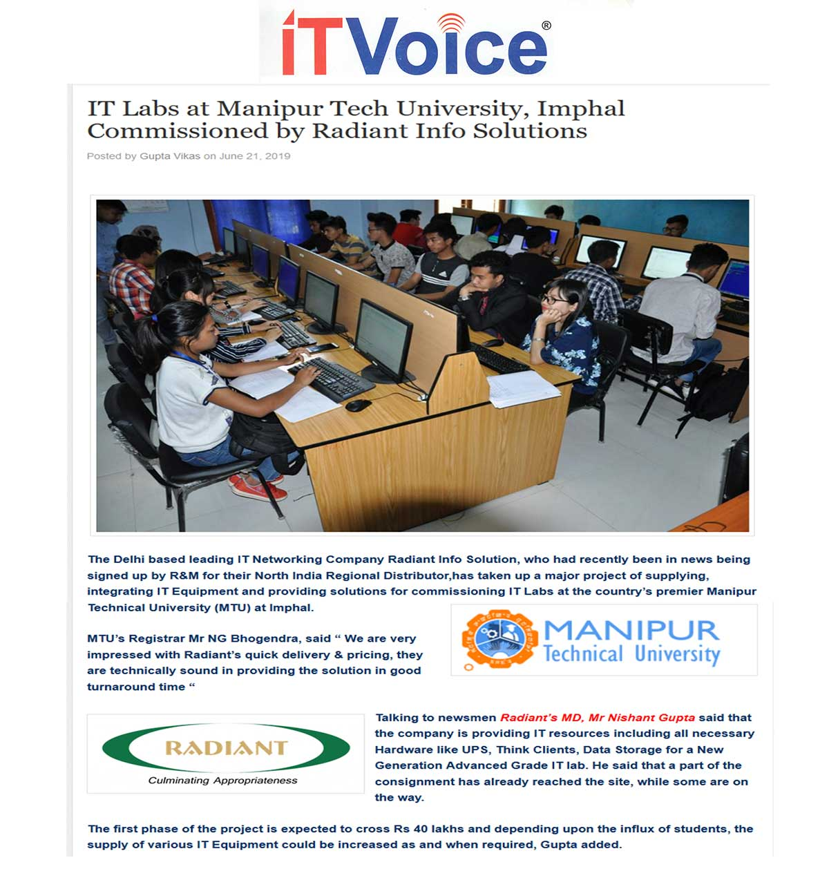 IT Labs ITVoice