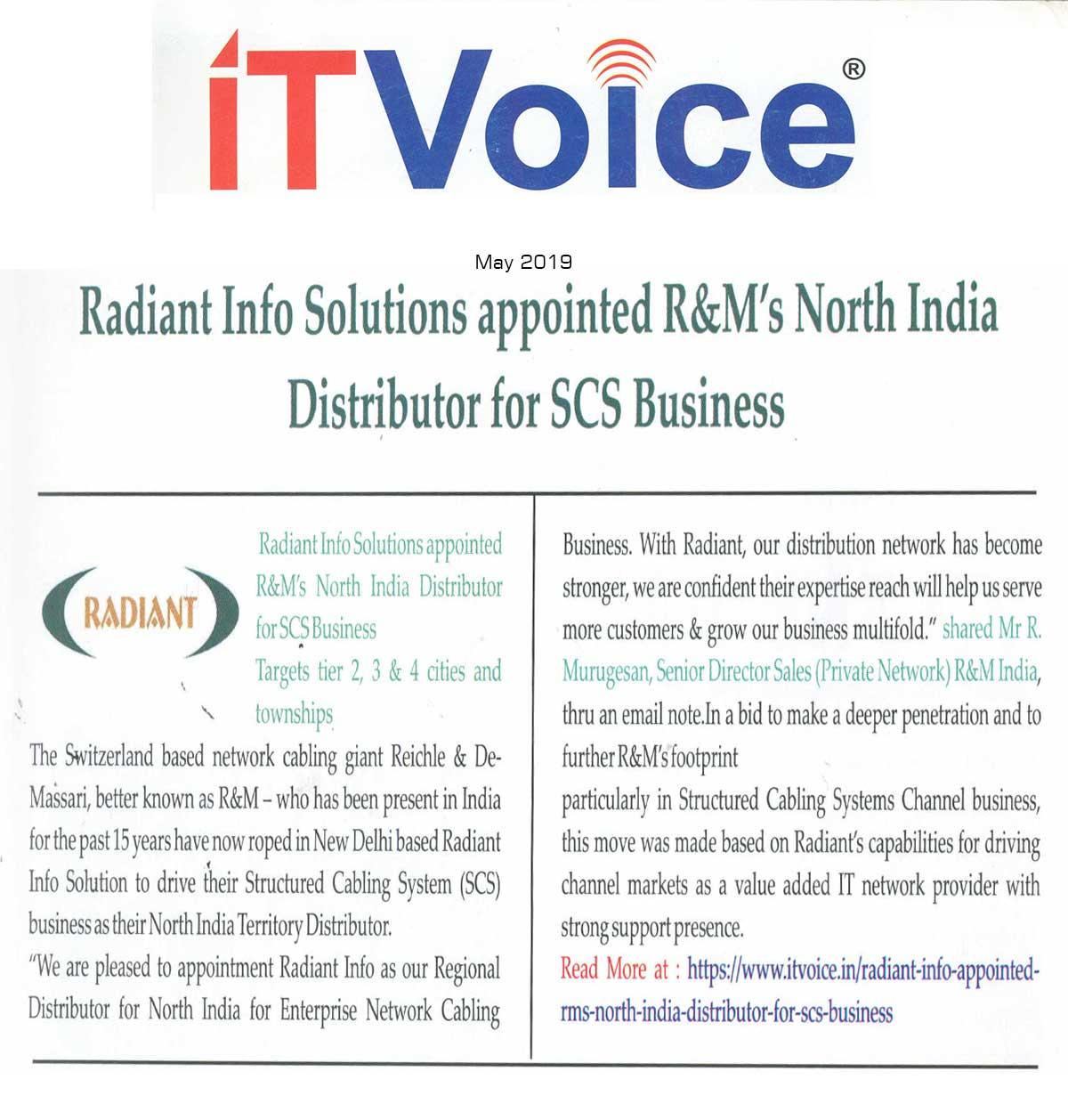 ITVoice Magazine